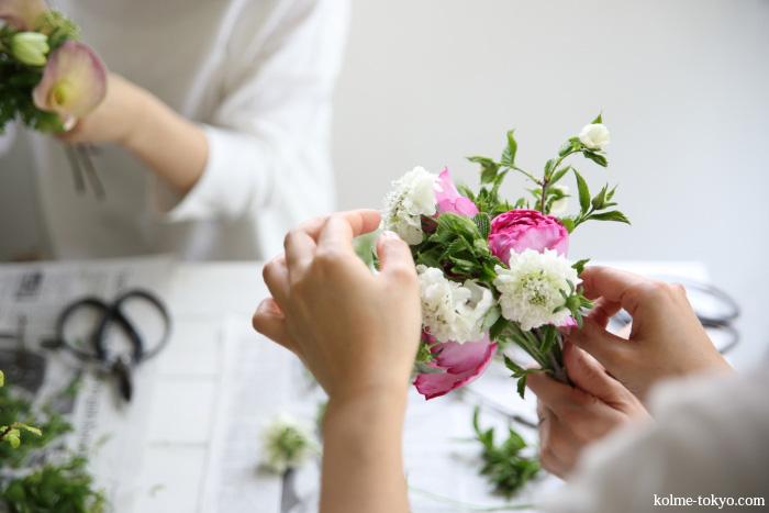 KOLME  – flower school –