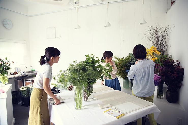 フラワー教室開業 ビジネスの仕組み作りとweb集客で売れるスクールへ 東京 世田谷 KOLME(コルメ) 6/25「5ステップで実践・はじめてのブランディング」web集客キホンのキ勉強会