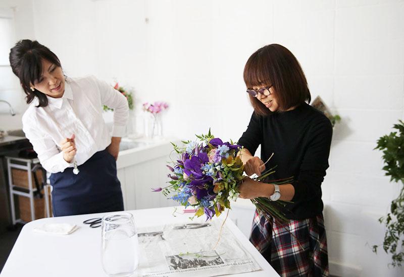 パリスタイルフラワー教室開業 ビジネスの仕組み作りとweb集客で売れるスクールへ 東京 世田谷 KOLME(コルメ) ママでも今はじめよう、新しいこと vol.6 芸術鑑賞、楽しんでいます!