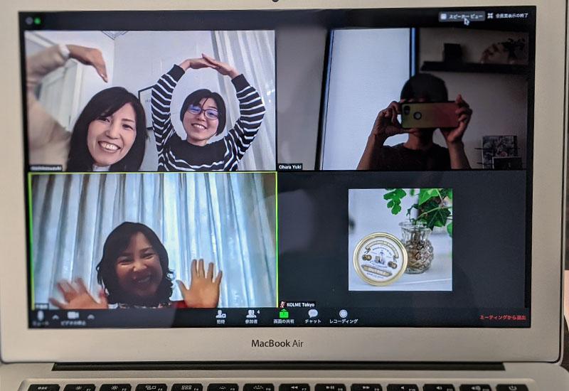 パリスタイルフラワー教室開業 ビジネスの仕組み作りとweb集客で売れるスクールへ 東京 世田谷 KOLME(コルメ)ママでも今はじめよう、新しいこと vol.8 日々の暮らしと仕事