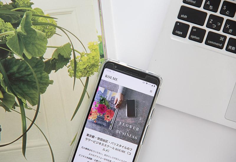 フラワー教室開業 ビジネスの仕組み作りとweb集客で売れるスクールへ 東京 世田谷 KOLME(コルメ)Le Trois 今の自分をコンテンツにして発信する方法、ディプロマ卒業生ワークショップ仕込みレポート2