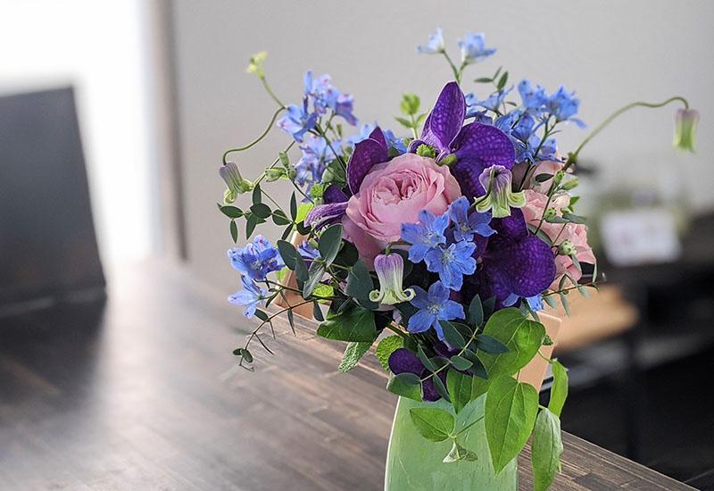 パリスタイルフラワー教室開業 ビジネスの仕組み作りとweb集客で売れるスクールへ 東京 世田谷 KOLME(コルメ)ママでも今はじめよう、新しいこと vol.10 切り花販売、オンラインショップはじめました