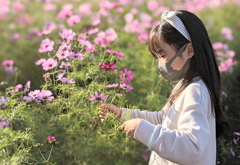 パリスタイルフラワー教室開業 ビジネスの仕組み作りとweb集客で売れるスクールへ 東京 世田谷 羽根木 KOLME(コルメ)ママでも今はじめよう、新しいこと vol.15 子もママも成長した1ヶ月