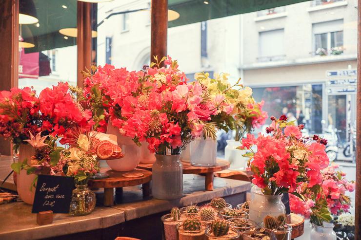 フラワー教室開業 ビジネスの仕組み作りとweb集客で売れるスクールへ 東京 世田谷 KOLME(コルメ) パリ研修レポート パリの花屋「aoyama flower market」青山フラワーマーケット