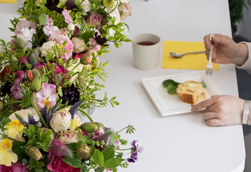 パリスタイルフラワー教室開業 ビジネスの仕組み作りとweb集客で売れるスクールへ 東京 世田谷 KOLME(コルメ)2020年KOLME創業祭のお知らせ