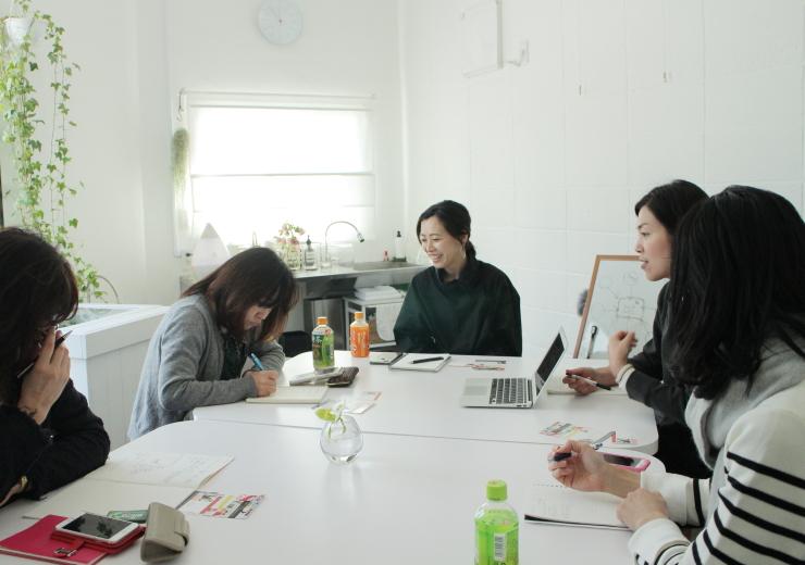 フラワー教室開業 ビジネスの仕組み作りとweb集客で売れるスクールへ 東京 世田谷 KOLME(コルメ) 3/14「集客できるホームページへリニューアル!の前に知りたいこと」web集客キホンのキ勉強会 レポート