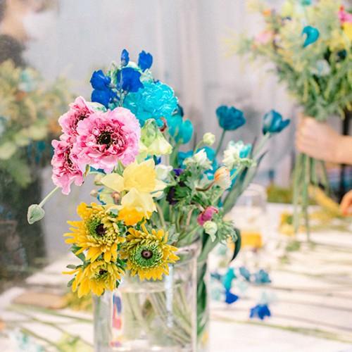 パリスタイルフラワー教室開業 ビジネスの仕組み作りとweb集客で売れるスクールへ 東京 世田谷 羽根木 KOLME(コルメ)暦の上では春が来た KOLMEの一週間2021年2月