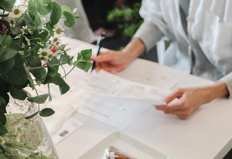 パリスタイルフラワー教室開業 ビジネスの仕組み作りとweb集客で売れるスクールへ 東京 世田谷 羽根木 KOLME(コルメ)レッスン風景 ディプロマレッスン2021年5月