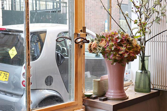 パリの花屋さん