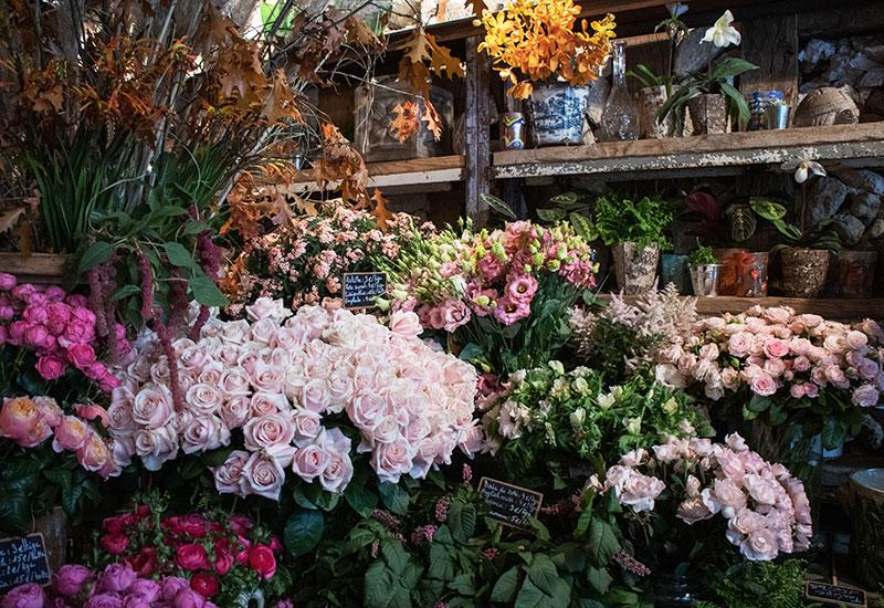 パリスタイルフラワー教室開業 ビジネスの仕組み作りとweb集客で売れるスクールへ 東京 世田谷 KOLME(コルメ)パリの花屋さん パリ7区・アンヴァリドとバック通りで花屋さんをめぐってきました Eric Chauvin