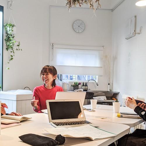 パリスタイルフラワー教室開業 ビジネスの仕組み作りとweb集客で売れるスクールへ 東京 世田谷 KOLME(コルメ)その動機の純度は何%か? ディプロマ卒業生フォローアップセッション2020年2月