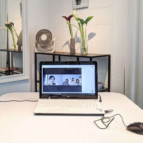 パリスタイルフラワー教室開業 ビジネスの仕組み作りとweb集客で売れるスクールへ 東京 世田谷 KOLME(コルメ)フォローアップセッション2020年6月