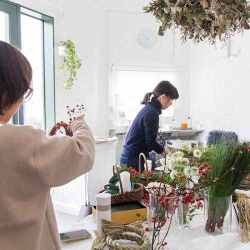 パリスタイルフラワー教室開業 ビジネスの仕組み作りとweb集客で売れるスクールへ 東京 世田谷 KOLME(コルメ)ディプロマ卒業生 フォローアップセッション レポート 2019年12月