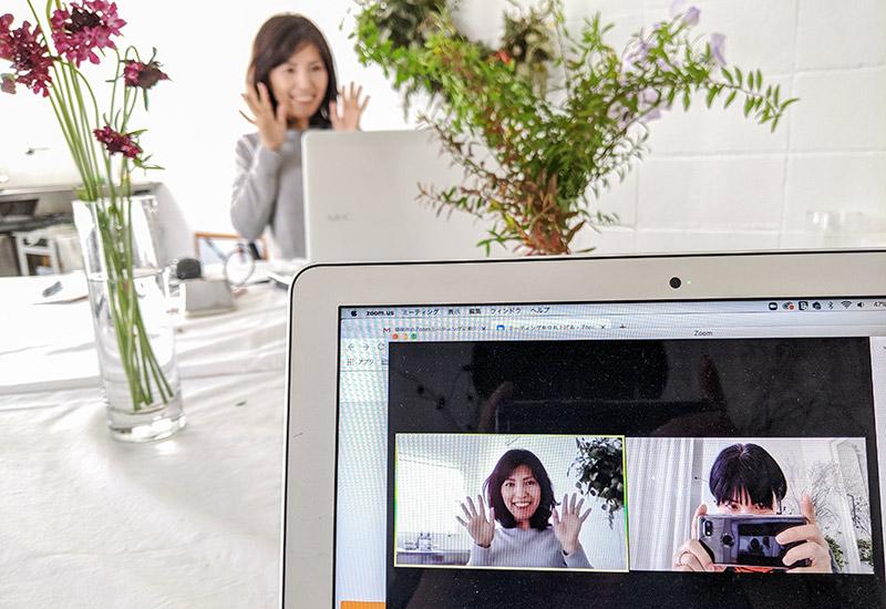 パリスタイルフラワー教室開業 ビジネスの仕組み作りとweb集客で売れるスクールへ 東京 世田谷 KOLME(コルメ)ディプロマ卒業生フォローアップセッション2019年11月