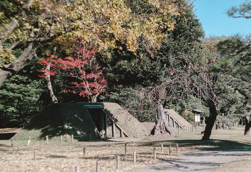 お公家様もサプライズ将軍家のシーサイドアミューズメントパーク「浜離宮恩賜庭園」