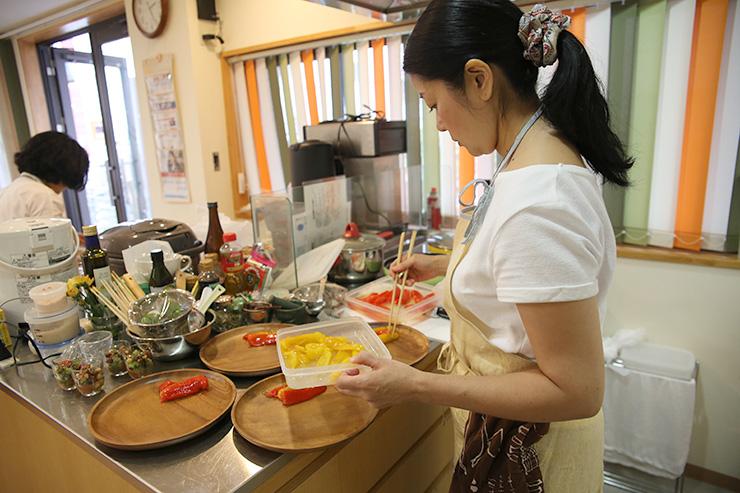 anna代表 アーユルヴェーダ料理研究家 三浦麻貴さん