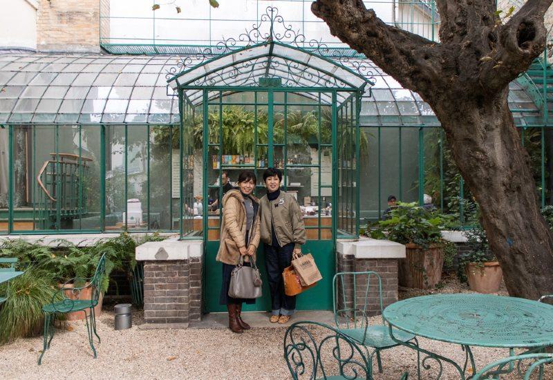 パリスタイルフラワー教室開業 ビジネスの仕組み作りとweb集客で売れるスクールへ 東京 世田谷 KOLME(コルメ)パリ9区・ロマンチック美術館でロマンチックが止まらない