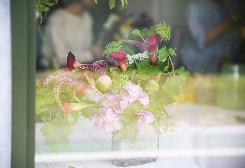 フラワー教室開業 ビジネスの仕組み作りとweb集客で売れるスクールへ 東京 世田谷 KOLME(コルメ)はじめてのパリスタイルフラワーアレンジメント「ネトワイエとは?」