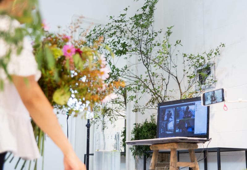 パリスタイルフラワー教室開業 ビジネスの仕組み作りとweb集客で売れるスクールへ 東京 世田谷 羽根木 KOLME(コルメ)一週間ニュース2020年9月③