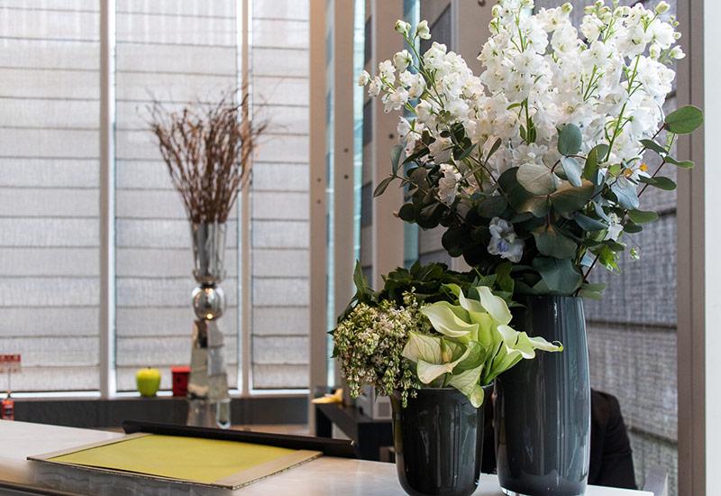 フラワー教室開業 ビジネスの仕組み作りとweb集客で売れるスクールへ 東京 世田谷 KOLME(コルメ)東京 花スポットめぐり フォーシーズンズホテル 装花 ニコライバーグマン