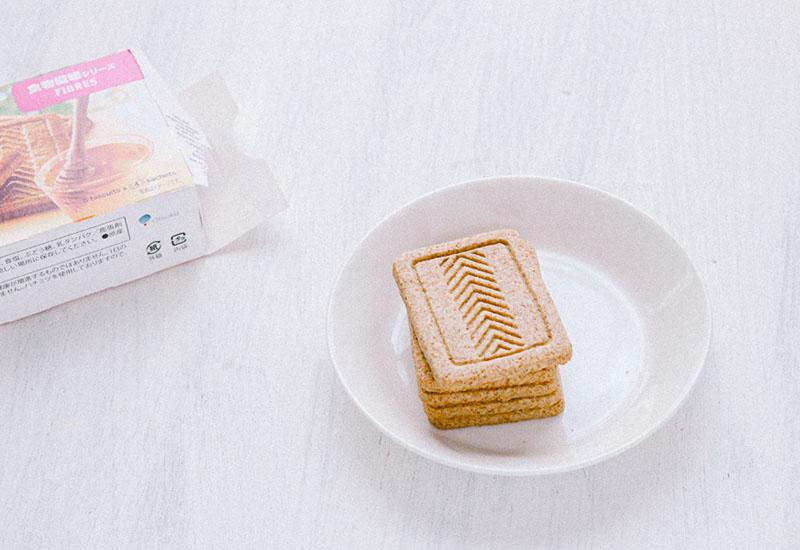 ジェルブレの全粒粉ビスケットでパリジェンヌ風ティータイム