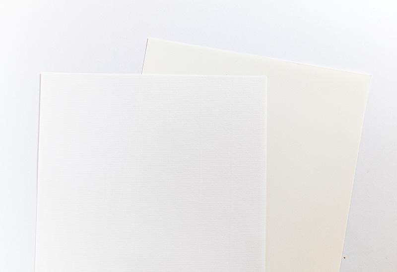 パリスタイルフラワー教室開業 ビジネスの仕組み作りとweb集客で売れるスクールへ 東京 世田谷 羽根木 KOLME(コルメ) ノートの紙は白い宇宙 わたしの偏愛品 素材・紙編