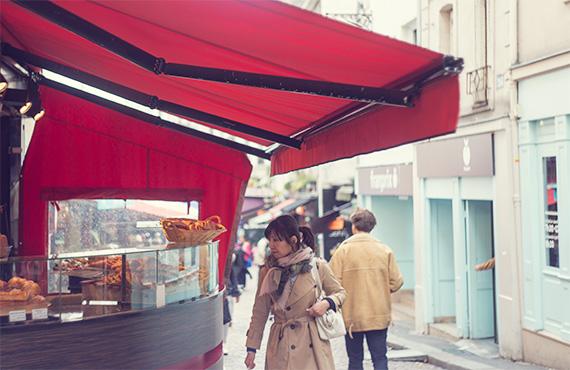 フラワー教室開業 ビジネスの仕組み作りとweb集客で売れるスクールへ 東京 世田谷 KOLME(コルメ)パリスタイルフラワー パリ研修 プロフィール撮影 写真deパリジェンヌ