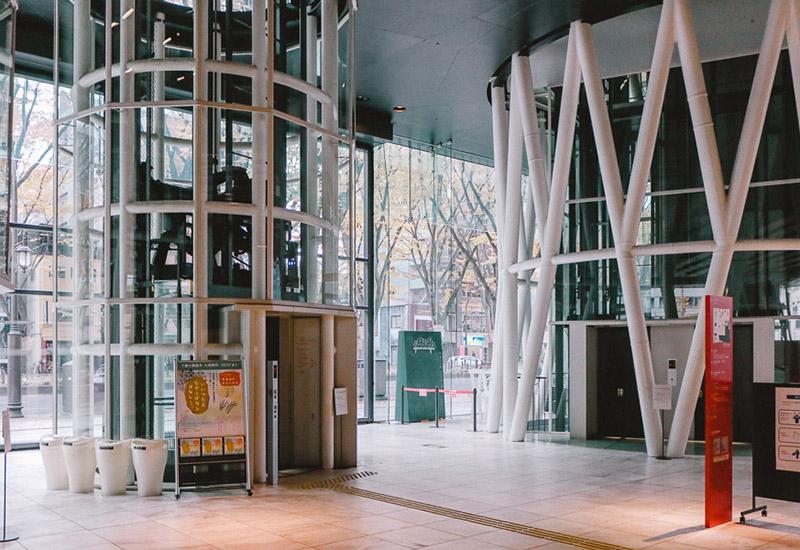 パリスタイルフラワー教室開業 ビジネスの仕組み作りとweb集客で売れるスクールへ 東京 世田谷 羽根木 KOLME(コルメ)仙台フォト散歩 仙台メディアテーク