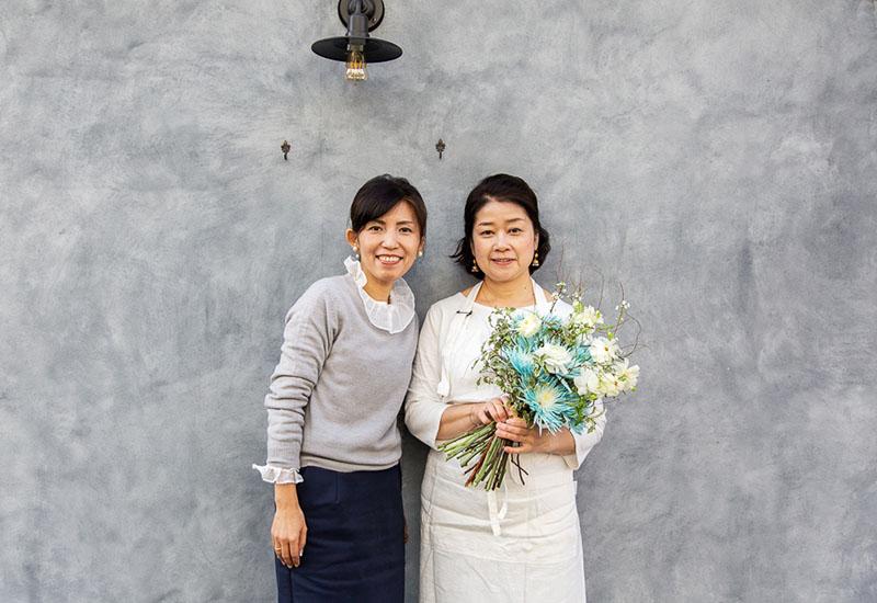 フラワー教室開業 ビジネスの仕組み作りとweb集客で売れるスクールへ 東京 世田谷 KOLME(コルメ)2020年新年会 annaレストランによるアーユルごはん