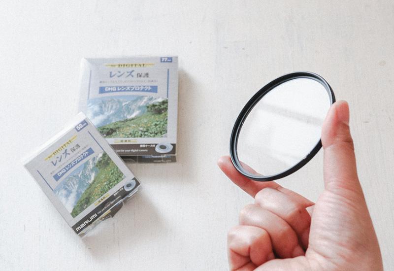 パリスタイルフラワー教室開業 ビジネスの仕組み作りとweb集客で売れるスクールへ 東京 世田谷 羽根木 KOLME(コルメ)これだけは揃えておきたい カメラ周辺アイテムリスト レンズ保護フィルター