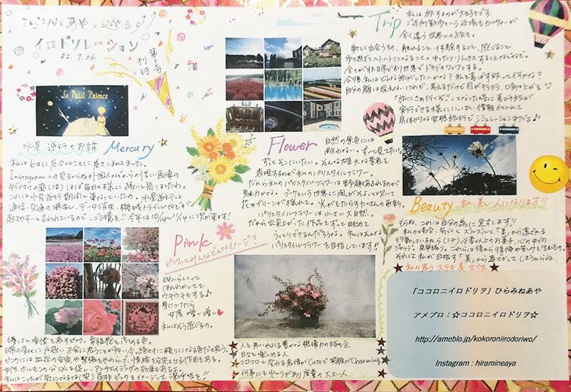 パリスタイルフラワー教室開業 ビジネスの仕組み作りとweb集客で売れるスクールへ 東京 世田谷 羽根木 KOLME(コルメ)私の人生、とことん味わい尽くしたい!vol.8 オープンマインドで