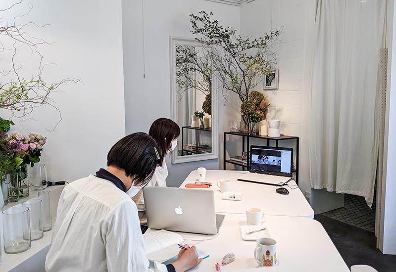 パリスタイルフラワー教室開業 ビジネスの仕組み作りとweb集客で売れるスクールへ 東京 世田谷 羽根木 KOLME(コルメ)レッスンはじまりました 一週間ニュース2020年10月②